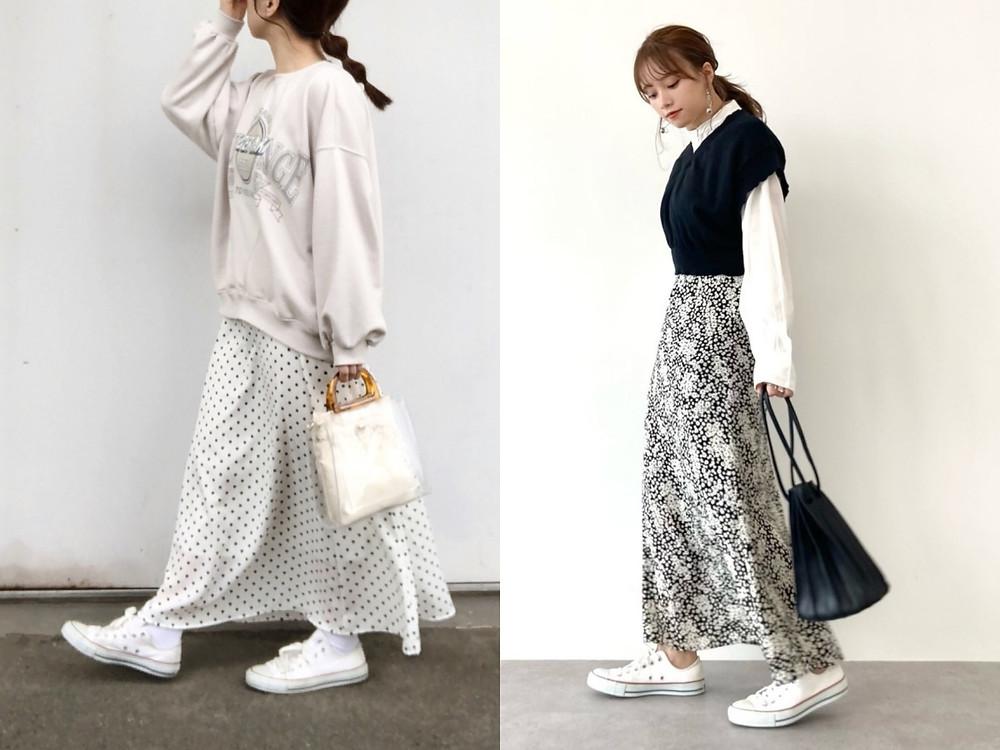 顯瘦穿搭方法(2) 簡約黑白色視覺更統一修長