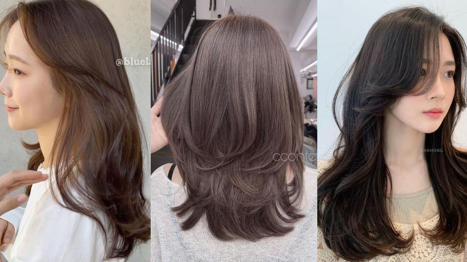5種霧感棕「顯白髮色」推薦!不用漂髮就染得出來,質感深色變長布丁頭也不明顯!