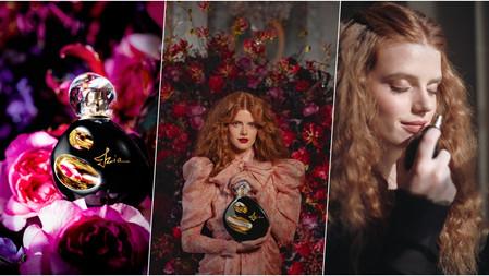 史上最嫩玫瑰香!Sisley Izia La Nuit 伊之露夜之頌,被香草木質調包圍的清新玫瑰花香,夢幻上市♡