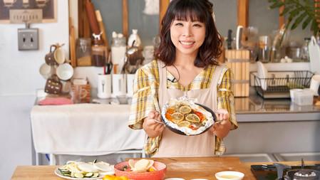 【簡單、時短-元氣美麗食譜】網路名人上菜:日日・甜甜