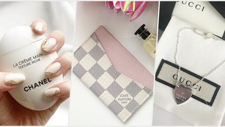 不NG情人節禮物排行榜!最低一千多「名牌小物推薦TOP5」香奈兒、Dior、LV都有!
