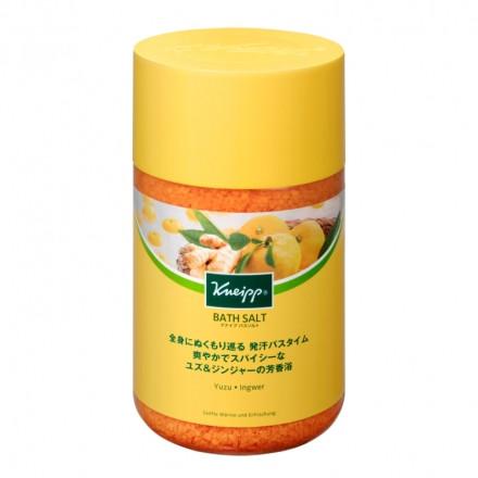 Kneipp BATH SALT Yuzu&Ginger