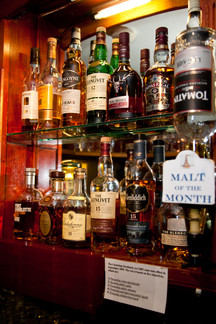 Our Whisky Selection