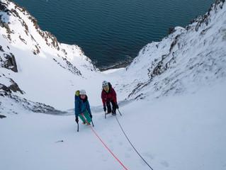 Westfjords, Iceland: Ice Climbing
