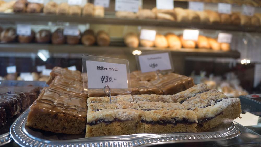 Gamla Bakari, one of Isafjordur's amazing bakeries.