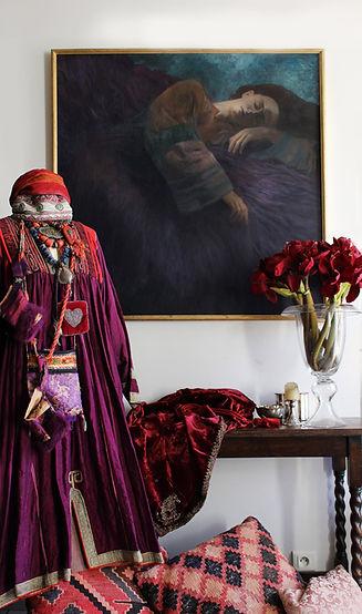 Afghani Dress in situ.jpg