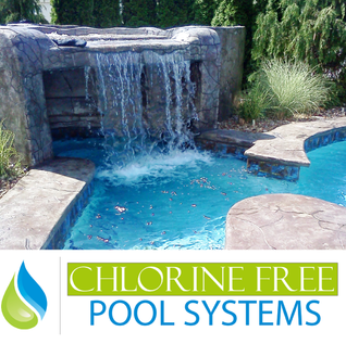 Chlorine Free Pool Systems