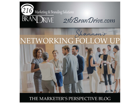 Maximizing Your Networking Efforts