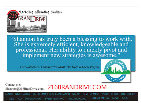 "Client - ""Shannon was a Blessing to Work With!"""