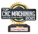 Alco Manufacturing Corporation Named Top CNC Machining Company 2021