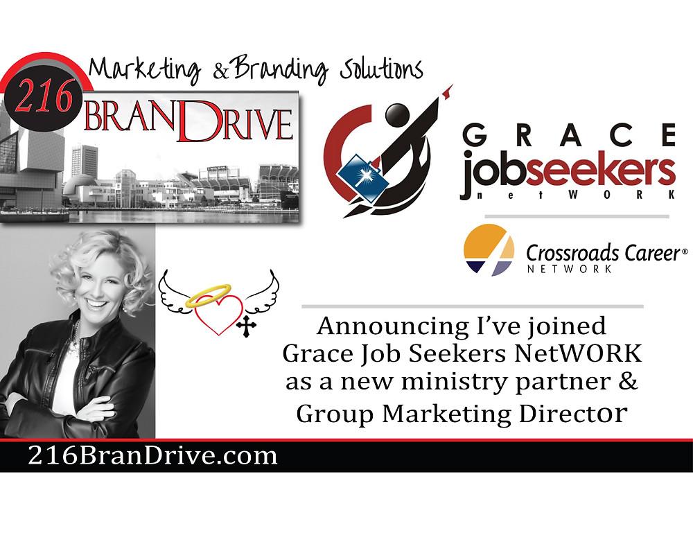 Shannon Joins Grace Job Seekers NetWORK Team