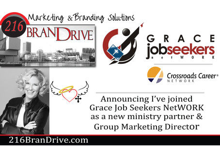 Shannon Ketvertes Joins Grace Job Seekers NetWORK Team as Group Marketing Director