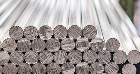 Aluminum: 6061-T6511, 2024