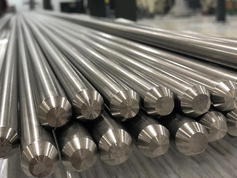 Stainless Steel: 303, 304, 316