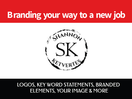 Adding Branding Elements to your Job Search Materials