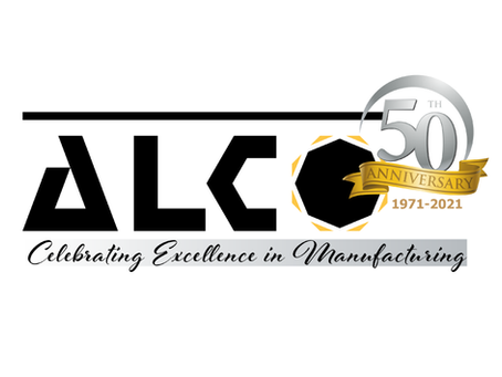 Alco Commemorates 50 Years Of Excellence In Manufacturing