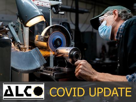 Alco COVID Update