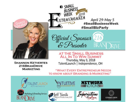 Shannon Ketvertes Sponsors and Presents at Inaugural Small Business Summit Celebrating Entrepreneurs
