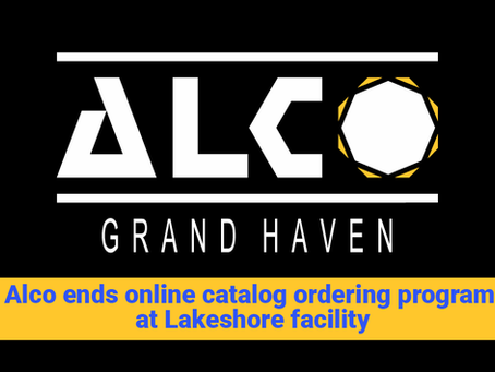 Online catalog program at Lakeshore facility ends