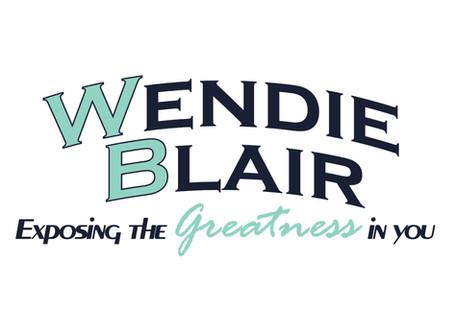 216BranDrive Announces New Client Wendie Blair Motivator & Advocate of Consciousness