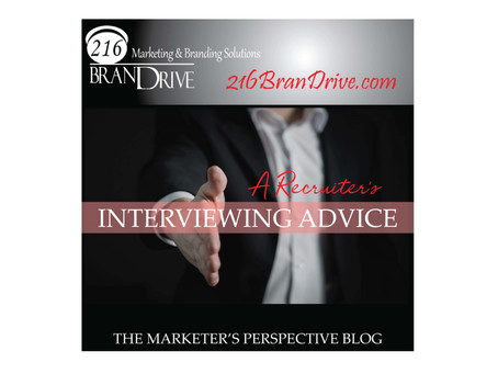 Interviewing Advice From a Recruiter