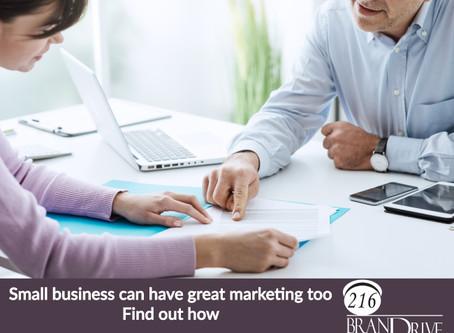 Three Free Small Biz Marketing Ideas!