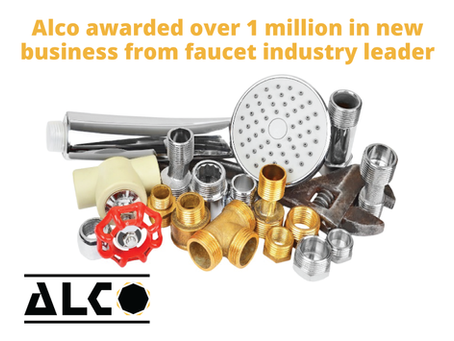 Alco Manufacturing Announces New Contract