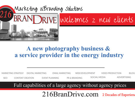 216BranDrive Welcomes 2 New Clients