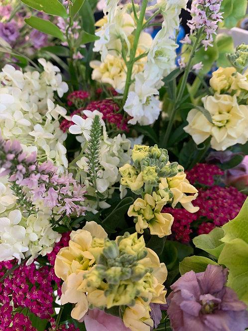 Spring Flower Subscription