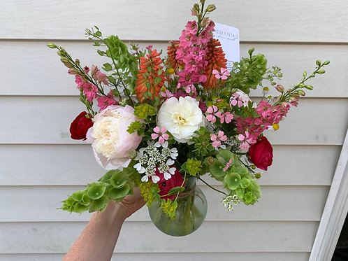 Monthly Flower Subscription - FARM PICK-UP