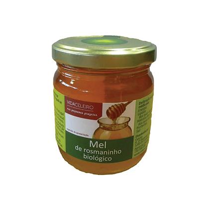 Mel de Rosmaninho BIO Naturefoods 250gr