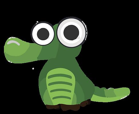 Descobre as Diferenças - Crocodilo que foi metido pelo Galo