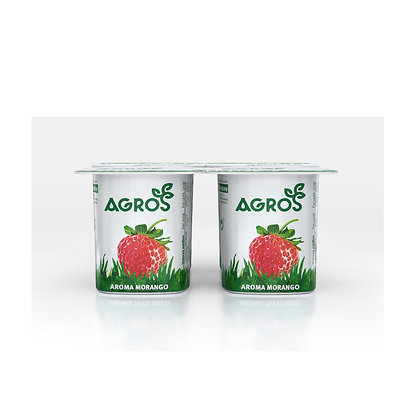 Iogurte Sabores 4x120g