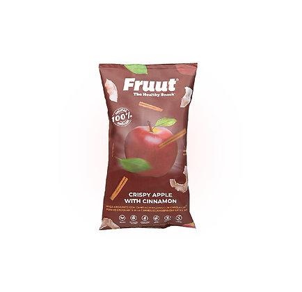 Snack de maçã e canela Fruut 60gr
