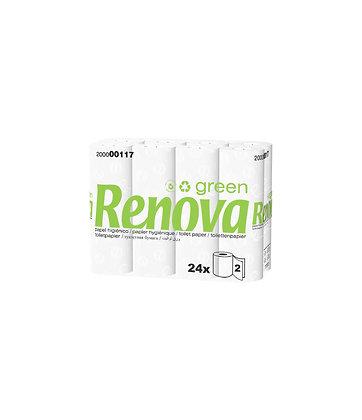 Papel Higiénico Renova Green 24 Rolos