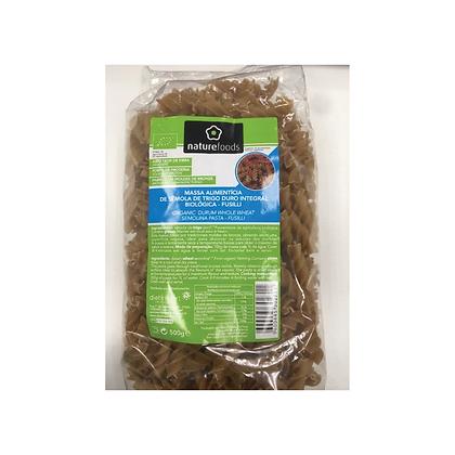 Fusilli integral BIO Naturefoods 500gr