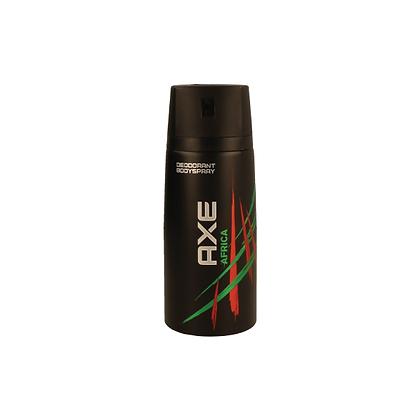 Desodorizante spray Axe Africa