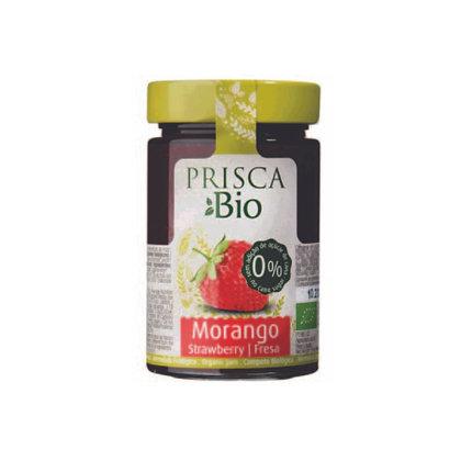 Compota Prisca Bio Morango 240gr