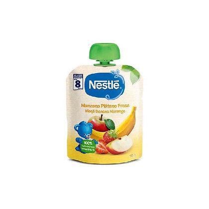 Fruta para bebé Nestlé 90g (vários sabores)