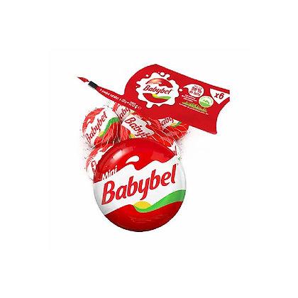 Queijo Babybel 120gr (vários sabores)