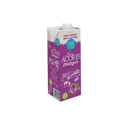 Leite Meio-Gordo S/ Lactose 1L