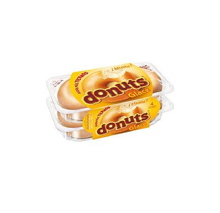 Donuts clássicos 4 unidades