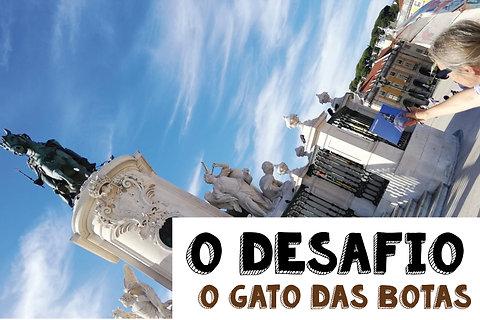 O DESAFIO - 6 FEVEREIRO 2021