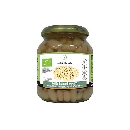 Feijão Branco BIO Naturefoods frasco 360gr