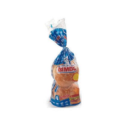 Pão de hambúrguer Bimbo 220gr