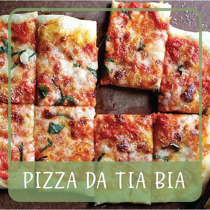 Pizza Especial da Tia Bia