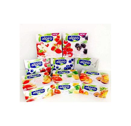 Iogurte vegetal Alpro (vários sabores)