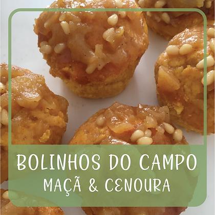 Bolinhos do Campo -Maçã & Cenoura