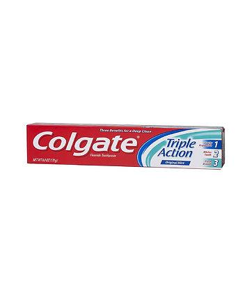 Pasta dentífrica Colgate Triple Action