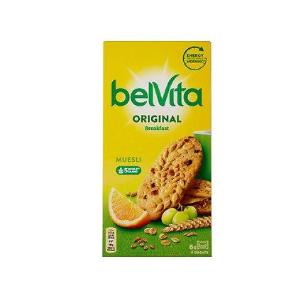 Bolachas Belvita Muesli